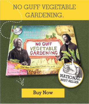 No Guff Gardening Book